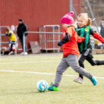 Hägersten och Mälarhöjden satsar på fotboll för tjejer