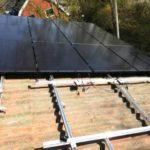 Snart får villan i Mälarhöjden egen solenergi