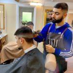 Hägerstens första riktiga barbershop har öppnat