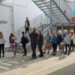 Succé när nya stora gymet i Västberga invigdes