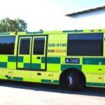 Ny ambulansstation i Årsta med fler ambulanser