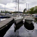 Rekordkort kö för båtplats i Mälaren