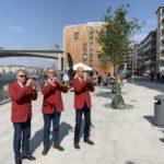 Fanfar för 400 nya sjönära bostäder i Gröndal