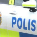 Misstänkt inbrottstjuv greps på bar gärning