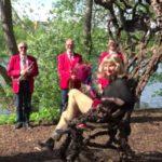 Film: Nya konstverket i Gröndal på plats