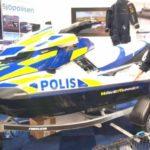 Polisens nya vapen mot buskörning av vattenskotrar