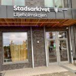 Internationellt bibliotek flyttar till Stadsarkivet i Liljeholmen