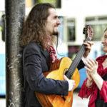 Flamenco först ut i Kvarterskyrkans lunchkonserter