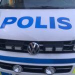 Budbil stals i Hornstull – kördes söderut