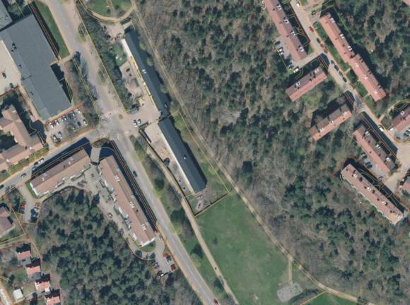 Ny Park Anlaggs Vid Hagerstensasen Battre Stadsdel