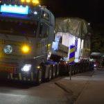 Video: Så ser tunga historiska transporten ut på film