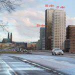 Debatt: Förskolegårdarna i Marievik blir trånga, skuggiga och blåsiga