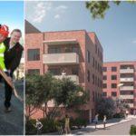 Nu byggs Hägerstens tredje kollektivhus