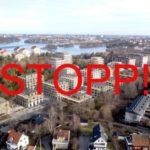 Byggförslag för Axelsberg bantas