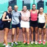 Lovande MIK Tennis damlag redo för första divisionen