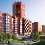 Byggstart för 170 bostäder i nya cykelkvarteret