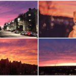 17 himmelskt vackra bilder från nyårsdagen