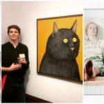 Liljevalchs vårsalong 2020: Mälarhöjdens skola och katten Sigge