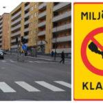 Äldre bilar snart förbjudna på Hornsgatan