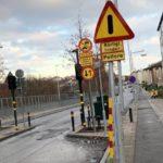 Insändare: Bilister kör på trottoaren igen