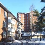 Första lägenheterna i Västertorp ombildade