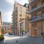 Bilder: Här är nya Henriksberg – med 250 bostäder vid Mälaren
