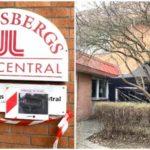 Infektionsmottagning sätts upp i tält vid Axelsbergs vårdcentral