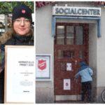 Frälsningsarméns sociala center i Hornstull vinner pris