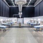 Nya sjukhuset i Älvsjö redo ta emot de första patienterna