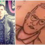 Älvsjöbo tatuerar Anders Tegnell på armen: Han är mysig