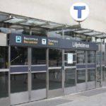 SL varnar: För många resenärer i Liljeholmen