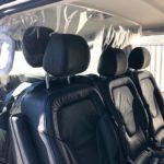 Taxibolag inför åtgärder mot smittspridning