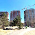 Kika in i Ikanos Bostads nya lägenheter i Årstaberg