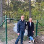 Boende i Årstadal lyckades flytta nya hundrastgården