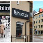 Stockholms stad stänger samtliga bibliotek