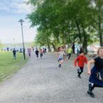 Entusiastiska idrottslärare genomförde stor springtävling