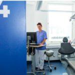 Folktandvården öppnar kliniker igen
