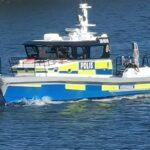 Båtförare fångades vid Liljeholmsbron