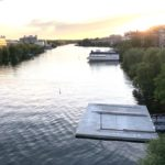 Nytt häng vid Liljeholmsbron