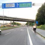 Så ska gång- och cykelbanorna på Hägerstensvägen byggas om