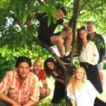 Reuben Sallmander gör musikal på Mälarhöjdens friluftsteater