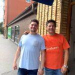 Familjen Arricale öppnar italiensk delikatessbutik i Aspudden