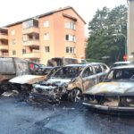 Ny bilbrand i Fruängen – polisen söker vittnen