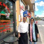 Kock från Nepal öppnar indiskt i Midsommarkransen
