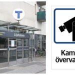 Ny lag: 1000 nya övervakningskameror i kollektivtrafiken