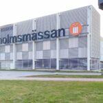 Gigantiskt paketombud öppnar på Stockholmsmässan