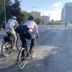 Allt fler cykelpendlar: Nytt rekord på Liljeholmsbron