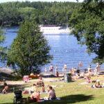 Stockholm stad: Avråder från bad i sjöar