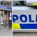 Rånförsök vid t-banan i Västertorp
