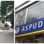 Cykeltjuv i Aspudden centrum klippte lås